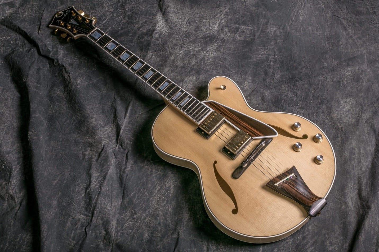 Mirabella Jazz Classic Electric Dual Pickup Guitar